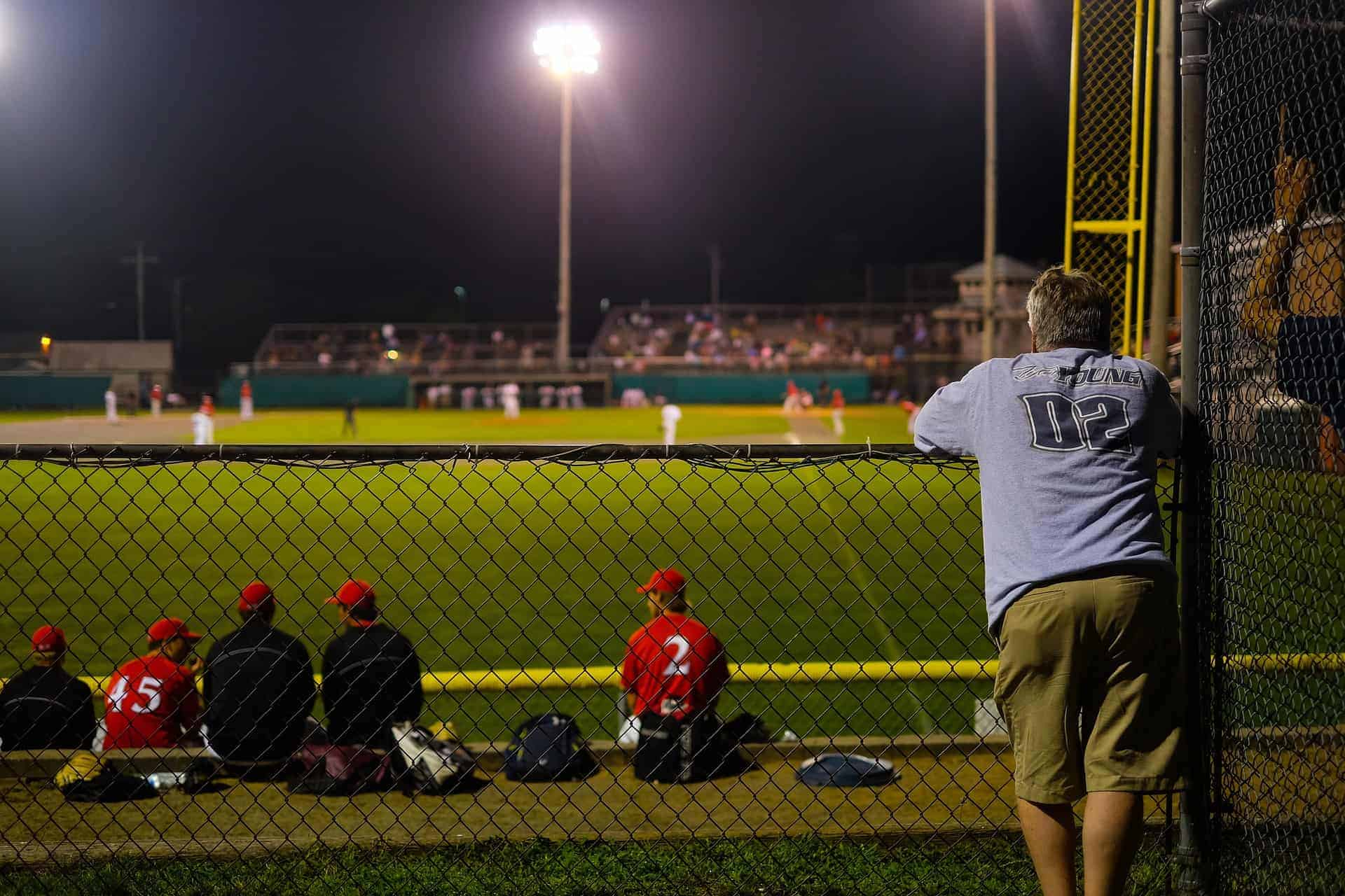 Parents Key to Baseball Success