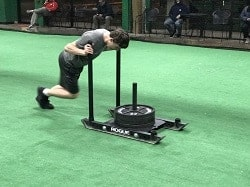 youth baseball strength training